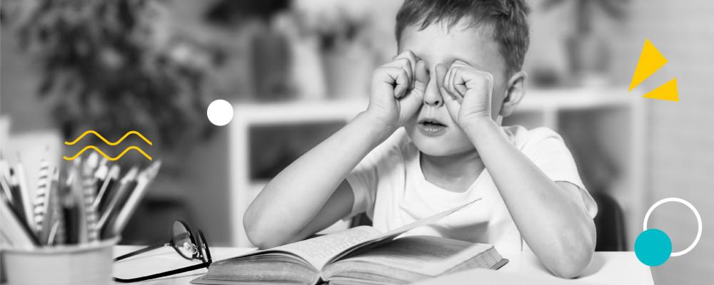 Küçük Çocuklarda Okuma ve Öğrenme Güçlükleri
